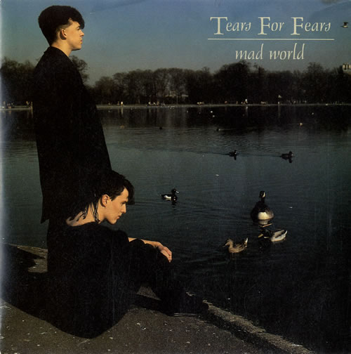 song of the day tears for fears mad world my head. Black Bedroom Furniture Sets. Home Design Ideas